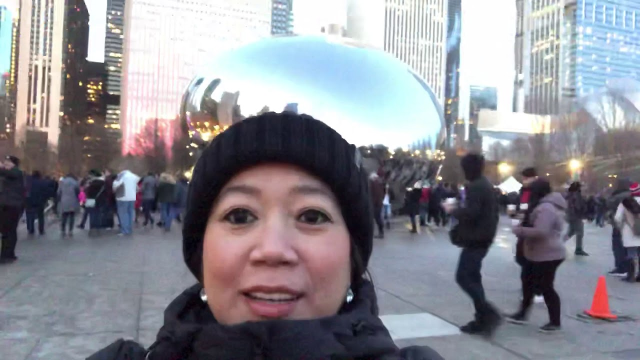 HAPPY HOLIDAYS | CHICAGO GETAWAY | POSITIVE CHICK | VLOG